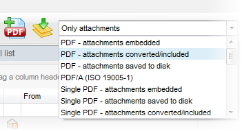 thunderbird cannot open pdf attachments